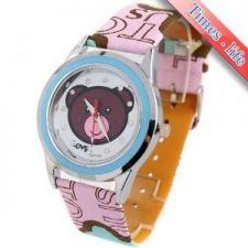 Buy Cute Bear Pattern Dial Unisex new watch