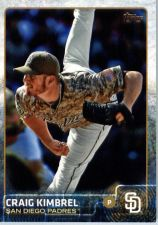Buy 2015 Topps Update #US237 Craig Kimbrel San Diego Padres