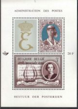 Buy Belgium Queen Elisabeth League s/s mnh 1966