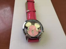 Buy Mickey Mouse lovely new watch Red