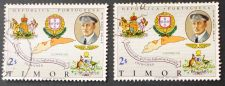 Buy Stamp Timor 1969 Aviation Sir Ross Smith Flight 2 Escudo 1v Pair