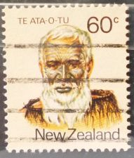 Buy Stamp New Zealand 1980 Maori Personalities Te Ata O Tu 60c