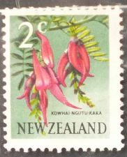 Buy Stamp New Zealand 1967 Definitives 2c, 21/2c & 4c