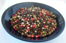 Buy WHOLE PEPPERCORNS RAINBOW MIXED 4 COLOR 2,4,8,16,32 OZ RESEALABLE BAG