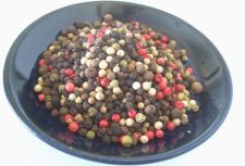 Buy PEPPERCORNS WHOLE RAINBOW MIXED 5-COLORS 2, 4, 8, 16, 32 OZ RESEALABLE BAG
