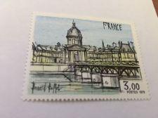 Buy France Art Oeuvre originale de Bernard Buffet mnh 1978