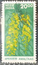 Buy Stamp India Definitive 2000 Wildlife Amaltaas 20 R