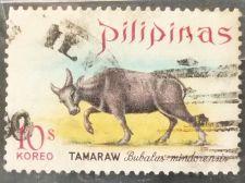 Buy Stamp Philippines 1969 Animals Asian Buffalo (Bubalus arnee) 10 Sentimo