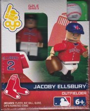 Buy Jacoby Ellsbury Boston Red Sox OYO Baseball figure Series 3 G2LE
