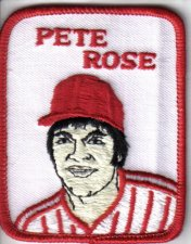 Buy Pete Rose MLB patch 1978