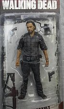 Buy Rick Grimes Woodbury Assault TV Series 7.5 The Walking Dead McFarlane figure