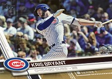Buy 2017 Topps Gold #1 - Kris Bryant - Cubs