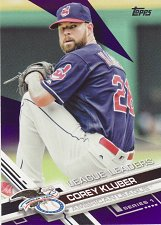 Buy 2017 Topps Toys R Us #257 - Corey Kluber LL - Indians
