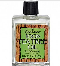 Buy Cococare Tea Tree Oil - 1 fl oz, skin care, eczema, sooth skin, antiseptic, natural