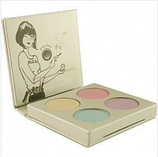 Buy Stila by Stila Lovely Eye Pallette - 4 eye shadows (Chinais, Sweetheart, Poppy, Key)