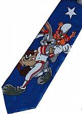 Buy JTI Bugs Bunny Looney Tunes Baseball With Taz Yosemite Sam Novelty Neck Tie