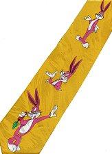 Buy JTI Bugs Bunny Looney Tunes Carrot Novelty Neck Tie