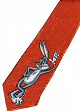 Buy JTI Bugs Bunny Looney Tunes Pose Sexy Novelty Neck Tie