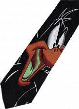 Buy JTI Daffy Duck Looney Tunes Big Novelty Neck Tie