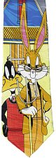 Buy JTI Dr Doctor Bug Bunny Daffy Duck Looney Tunes Novelty Neck Tie