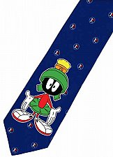 Buy JTI Looney Tunes Marvin the Martian Novelty Neck Tie