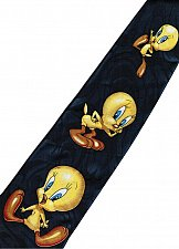 Buy JTI Tweety Bird Looney Tunes 3 Act Cute Pose Novelty Necktie