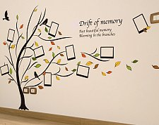 Buy photo frame tree home decor wall sticker