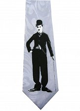 Buy JTI Charlie Chaplin Hollywood Movie Super Star Comic Actor 1 Novelty Neck Tie