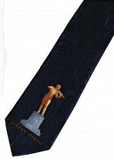 Buy JTI Johann Strauss Golden Statue in Vienna City Park Music Novelty Neck Tie