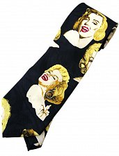 Buy JTI Marilyn Monroe Super Star Actress Singer #2 Novelty Neck Tie