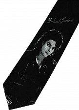 Buy JTI Michael Jackson MJ Super Star Singer King of Pop #3 Novelty Neck Tie