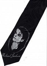 Buy JTI Michael Jackson MJ Super Star Singer King of Pop Novelty Neck Tie