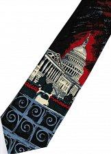 Buy JTI National Capitol Building Washington DC Capital City Novelty Necktie