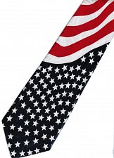 Buy JTI Patriotic American Flag 1 Novelty Necktie
