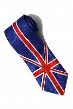 Buy JTI Patriotic UK Britain United Kingdom Flag #4 Novelty Necktie