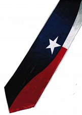 Buy JTI State of Texas USA United States American Flag Novelty Necktie
