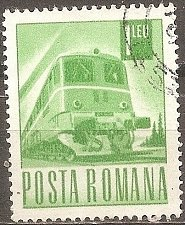 Buy Romania: Scott no. 1975 (1967-1968) CTO