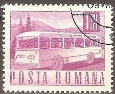 Buy Romania: Scott no. 1976 (1967-1968) CTO