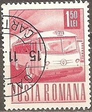 Buy Romania: Scott no. 1978 (1967-1968) CTO