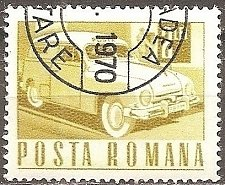 Buy Romania: Scott no. 1982 (1967-1968) CTO