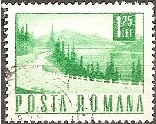 Buy Romania: Scott no. 1981 (1967-1968) CTO