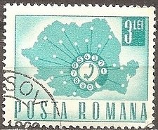 Buy Romania: Scott no. 1984 (1967-1968) CTO