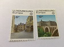Buy Luxembourg Europa 1977 mnh