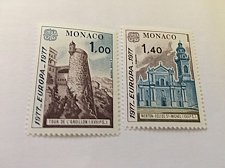 Buy Monaco Europa 1977 mnh