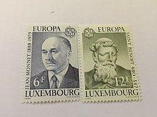 Buy Luxembourg Europa 1980 mnh