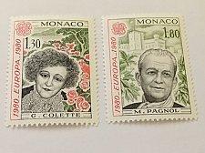 Buy Monaco Europa 1980 mnh