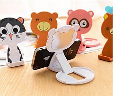 Buy Cute Mobile Cell Phone Holder Collapsible