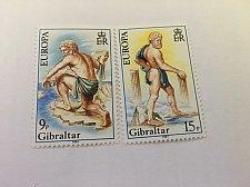 Buy Gibraltar Europa 1981 mnh