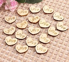 Buy 50pcs love hearts scrapbooking