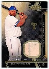 Buy MLB 2015 TOPPS TIER ONE PRINCE FIELDER BAT RELIC /399 MNT